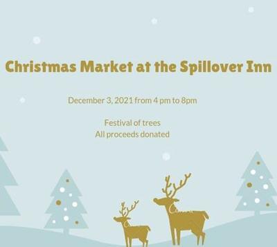 Christmas Market at the Spillover Inn