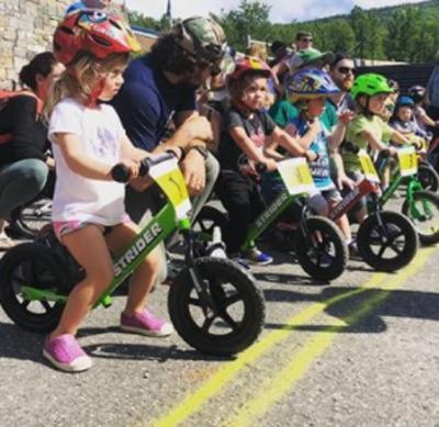 Balance Bike Race