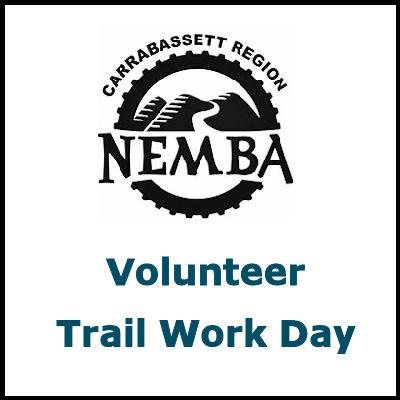 CRNEMBA Volunteer Trail Work Day
