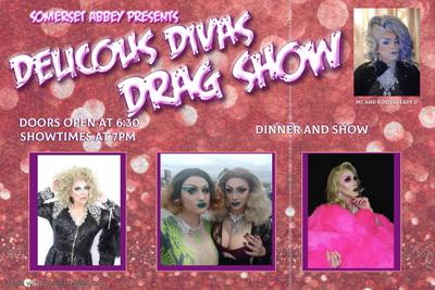 Delicious Drag Divas - Dinner and Show