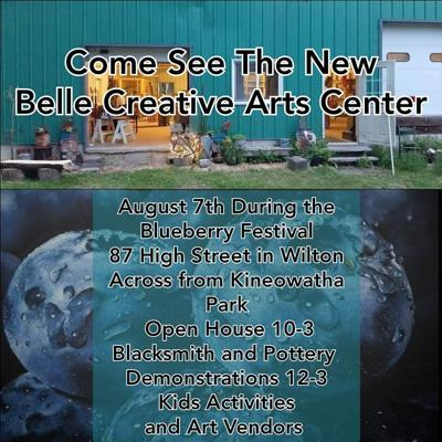 New Belle Creative Arts Center to Host Open House