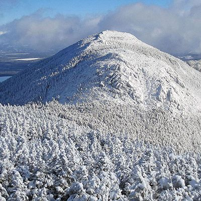 Bigelow Mountain - Avery Peak