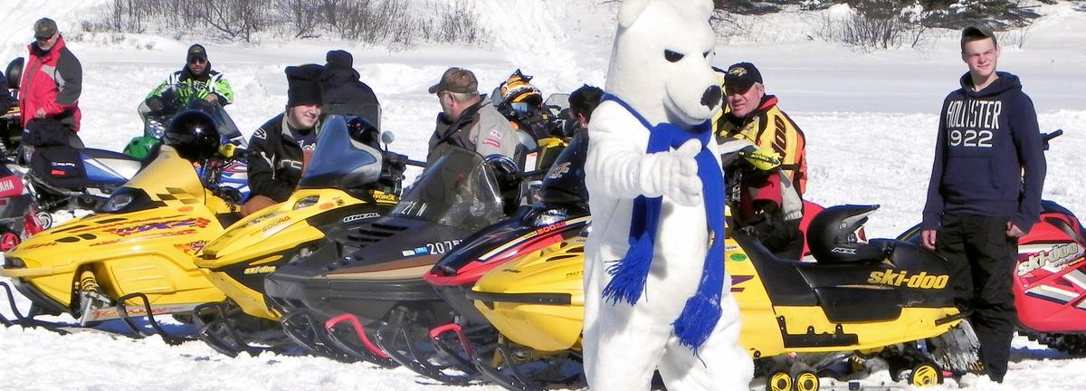 Polar Blast - Arnold Trail Snowmobile Club