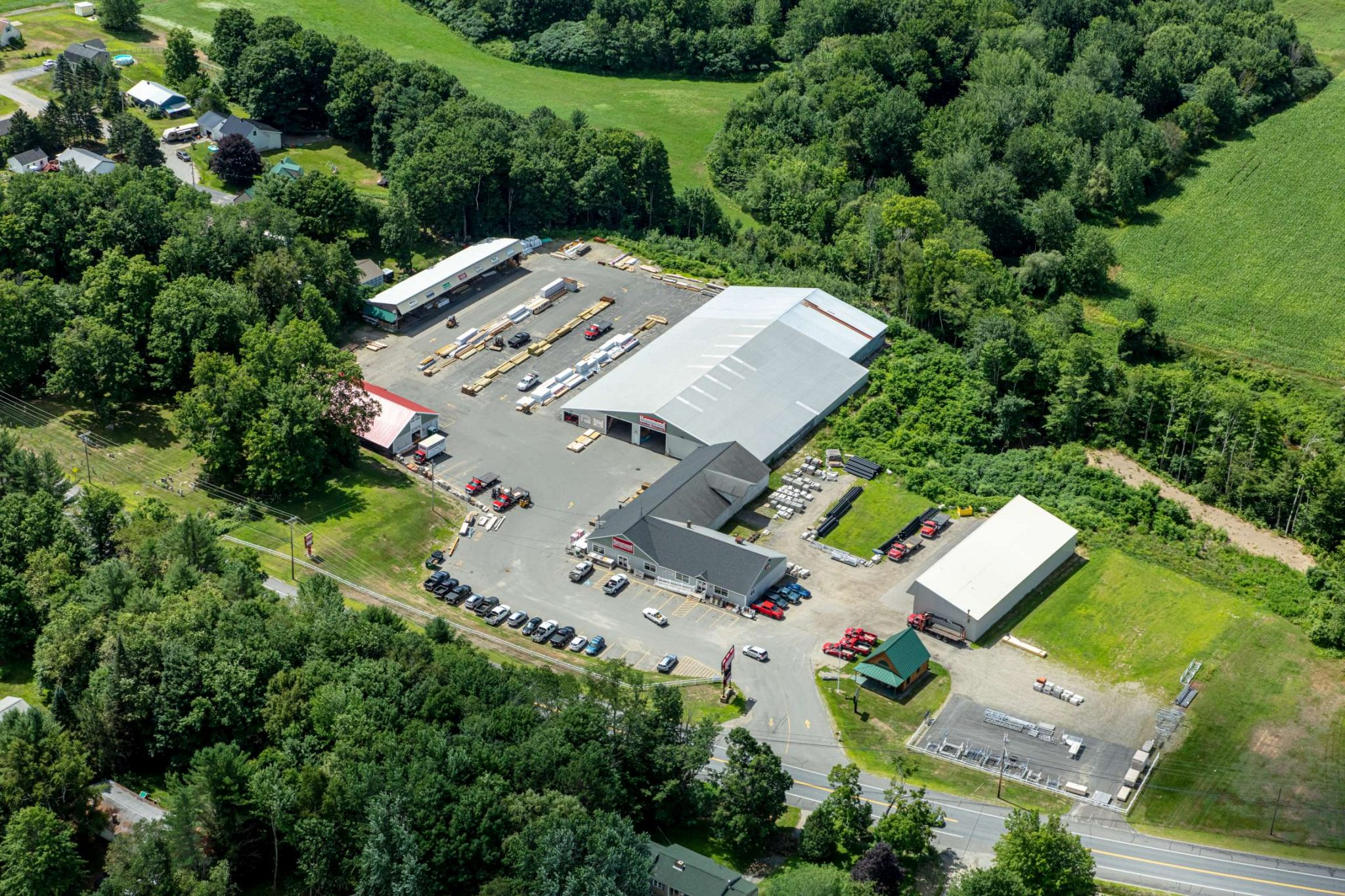 Hammond Lumber - Farmington Location