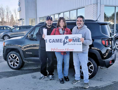 Welcome Home New Car Owners
