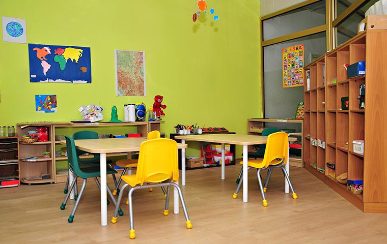 classroom pest control