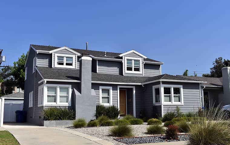 street view of a grey house in lincoln california