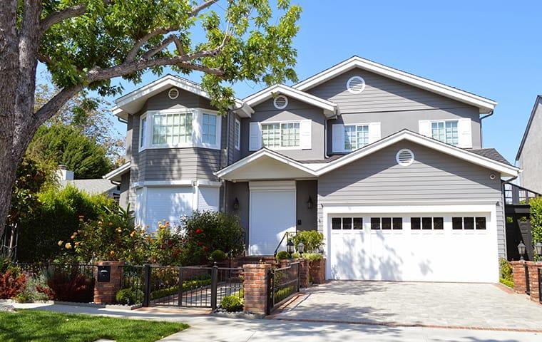 street view of a home in lodi california