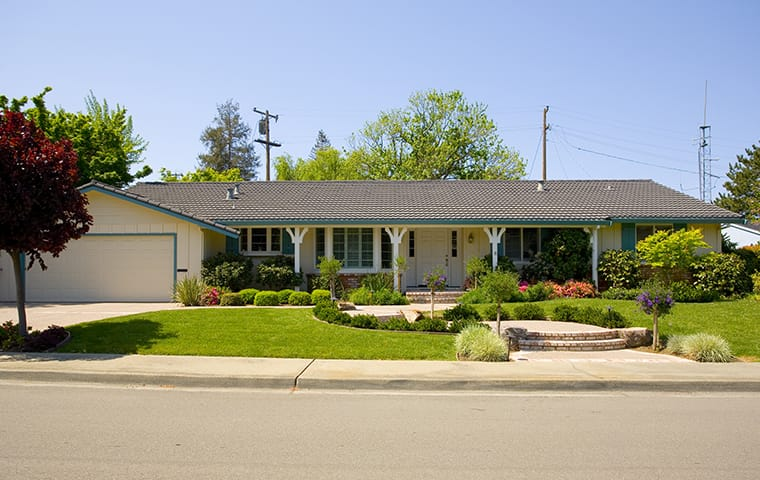 street view of a home in wheatland california