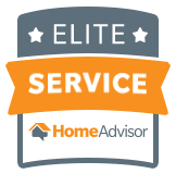 home advisor elite service award icon