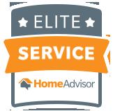 home advisor elite service award icon