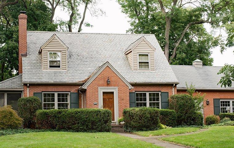 a nice brick house in philadelphia