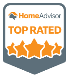 home advisor top rated award icon