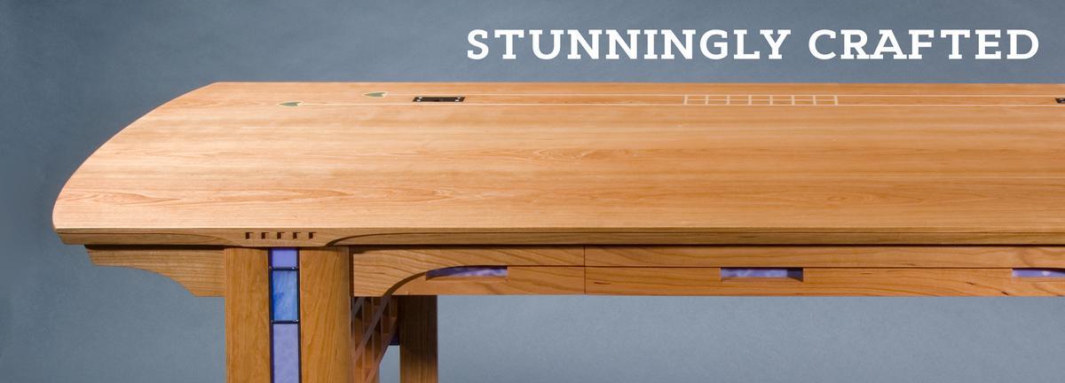 Glasgow Style writing desk