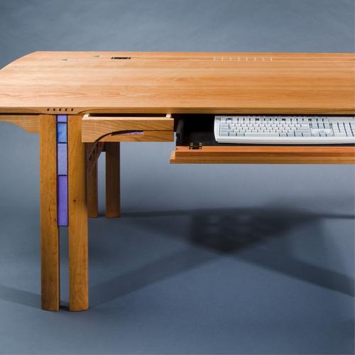 C.R.Mackintosh style desk.