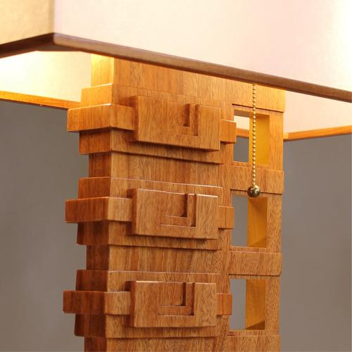 Mayan Floor Lamp