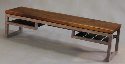 T.V. console table
