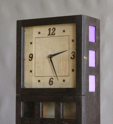 Tall Clock II
