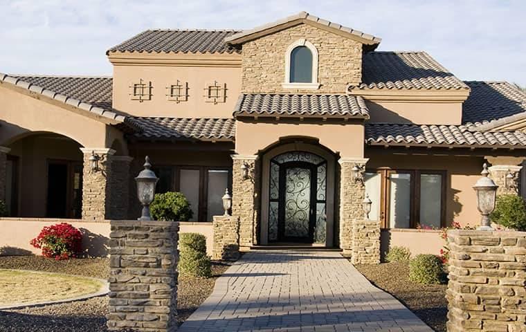 a beautiful home in phoenix arizona