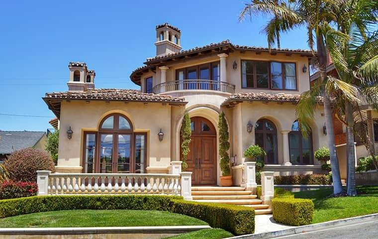 a home in coronado california protected by home pest control solutions