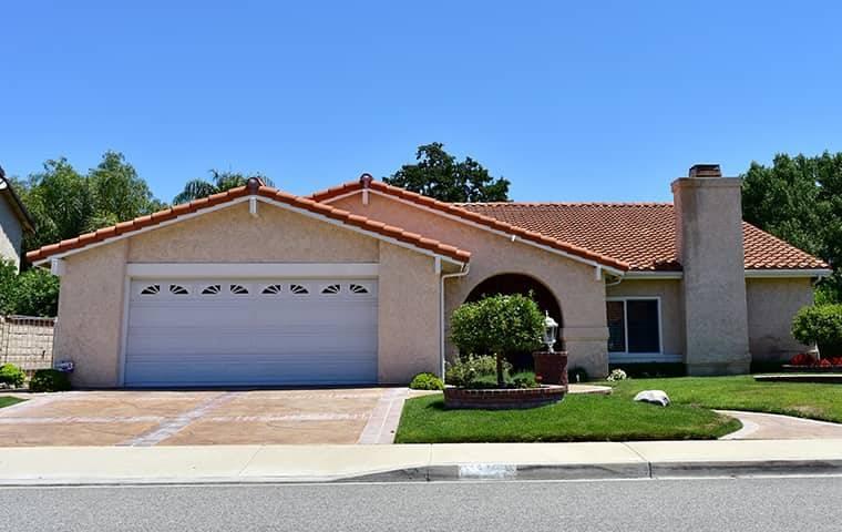 a home in santee california