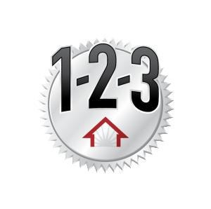 1-2-3 basic pest protection logo