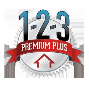 1-2-3 premium plus termite logo