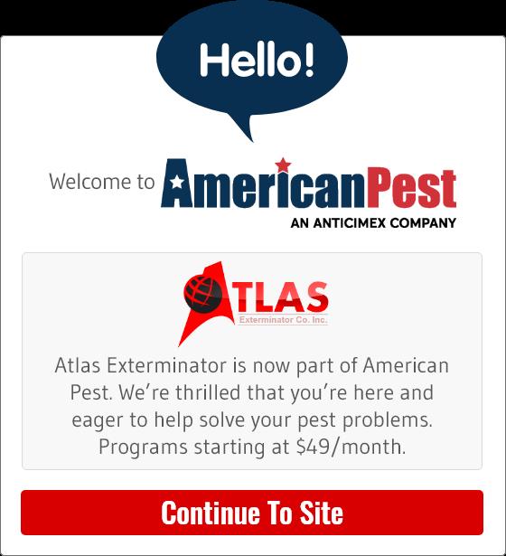Atlas Exterminators now part of American Pest