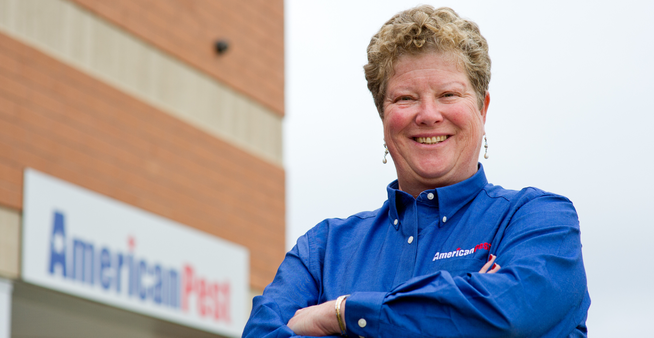 american pest's dr. kathy heinsohn gains medical and veterinary entomology certification