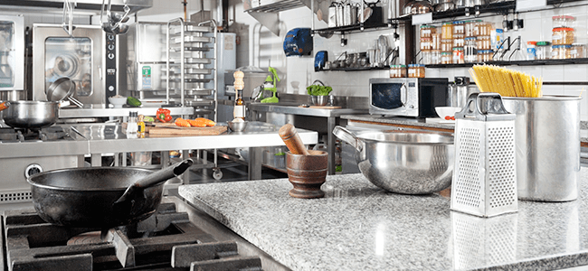 commercial kitchen in maryland