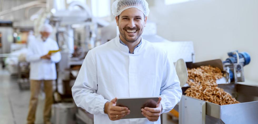 food processing professional