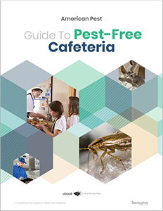 guide to pest free cafeteria