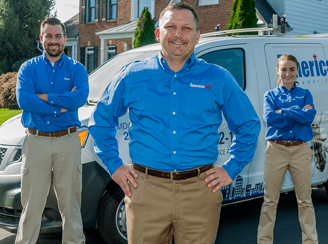 licensed pest control technicians serving DC, MD and VA