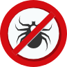 no tick sign