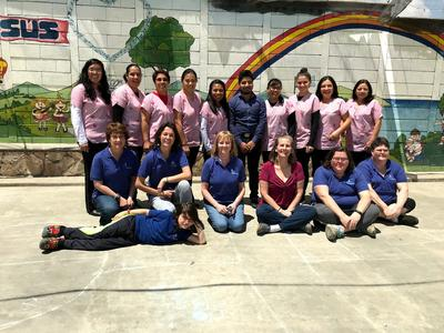 School Staff and HHSM Team Members