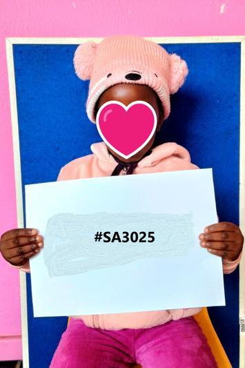 Child #SA3025