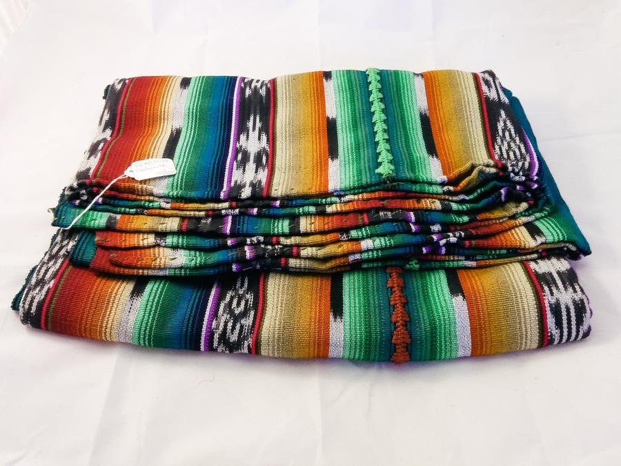 Guatemala Woven Blanket