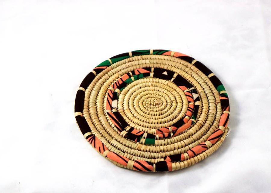 Tanzania Woven Trivet