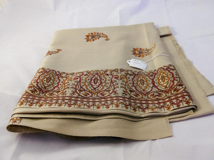 India Silk Oswald Table Runner