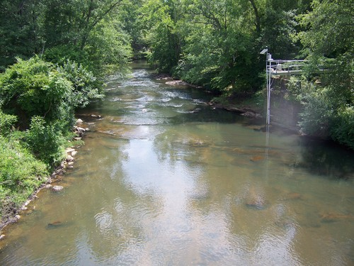 Reedy River at Rocky Creek Greenway (Credit: Upstate Forever)
