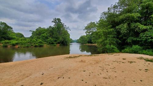 Clifton Beach looking downstream (Credit: Thomas Constant Jr)