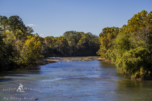 Broad River from Palmetto Trail crossing. (Credit: Davey Borden, via Flickr: CC BY-ND 2.0)