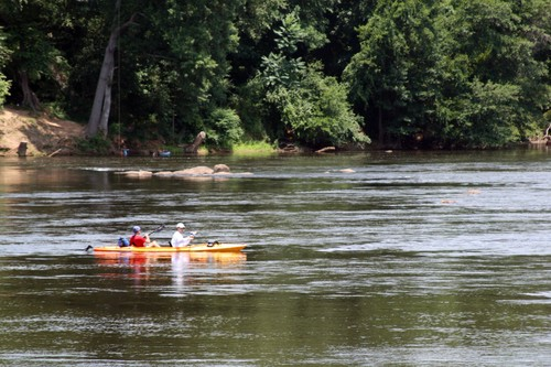 Catawba River, Rock Hill, SC (Credit: Flickr User That Guy DouG (CC BY-NC 2.0))