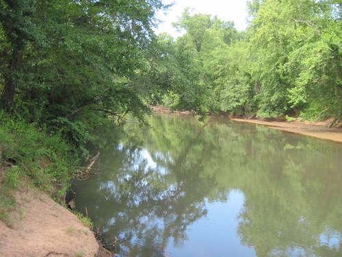 Enoree River at Brazelman's Bridge Road (Credit: Upstate Forever)