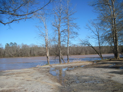 Cherokee Ford Recreation Area (Credit: Upstate Forever)
