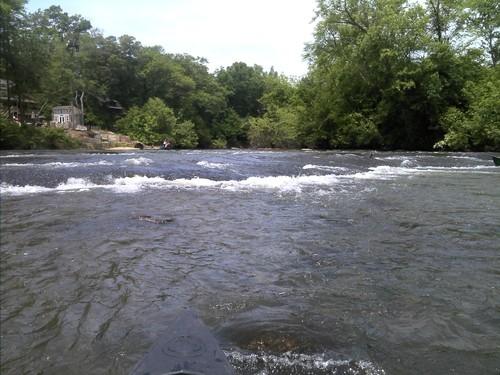 Saluda River above Saluda Lake