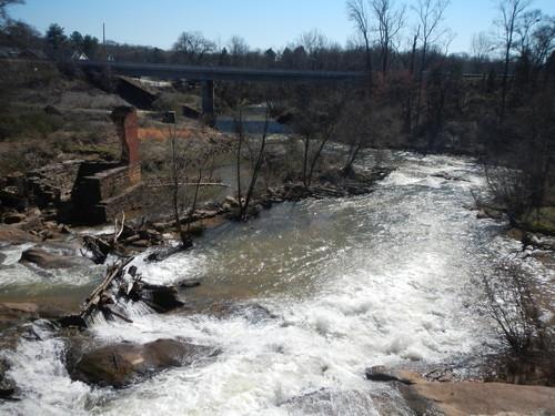 Enoree River at Pelham Mill Park