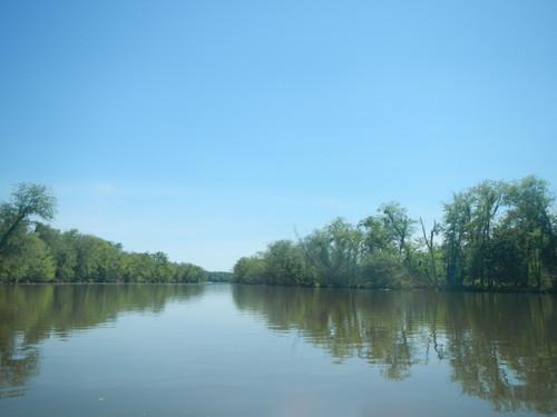 Saluda River meets Lake Greenwood (Credit: Upstate Forever)
