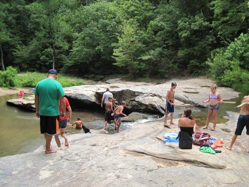 Horseshoe Falls (Credit: Upstate Forever)