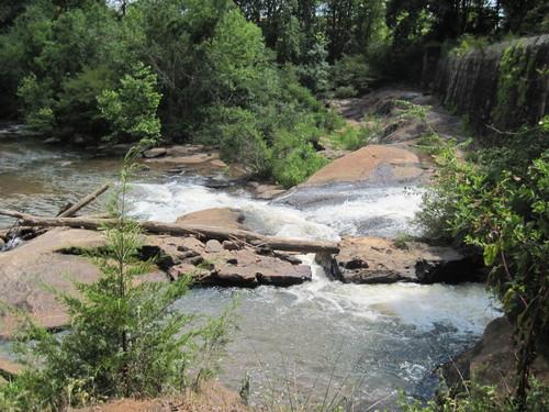 Pelham Mill falls (Credit: Upstate Forever)